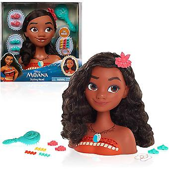 Disney Moana Styling Head 14 PCs