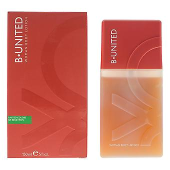 United Colors Of Benetton B.United Woman Body Lotion 150ml
