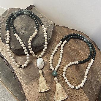 Malas perlé de bois