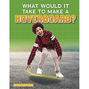 What Would it Take to Make a Hoverboard? (Sci-Fi Tech)