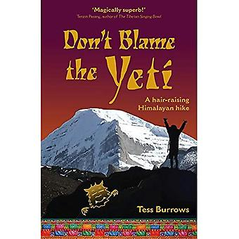Don't Blame the Yeti