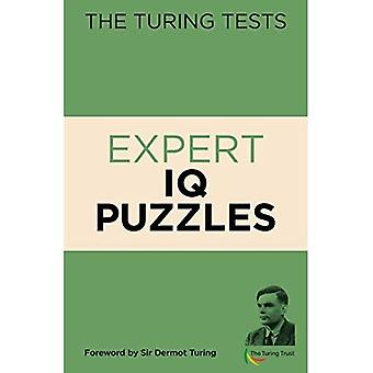 Turing Tests Expert IQ Puzzles