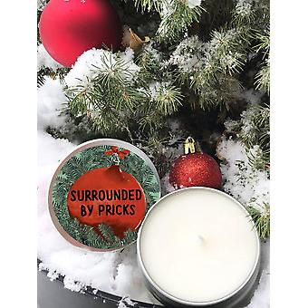 Holiday Edition Scented Candle