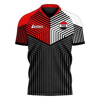 Jemen 2020-2021 Home Concept Football Kit (Libero) - Adult Long Sleeve