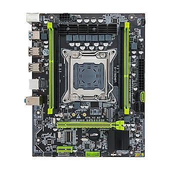 Intel C602 X79 Lga 2011 Xeon E5 Ecc Reg Ddr3 128 GB M.2 Nvme Ngff Sata3.0 Usb3.0