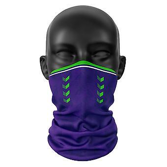 Bristol City FC Away Farben Snood Gesicht Maske Schal Fußball Club Buff Kopfbedeckung Tube