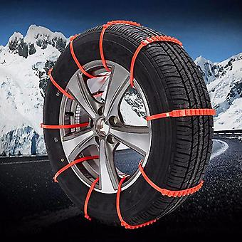 عجلة الإطارات كابل حزام الشتاء في الهواء الطلق سلسلة الطوارئ
