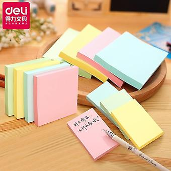 Package Lot Mm Note Paper 100-page Sticky Note, Post-it Labels Stickers Note