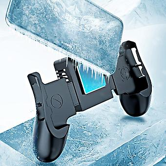 Mobile Phone Cooler Handle Semiconductor Cooling Fan Holder Radiator Gamepad