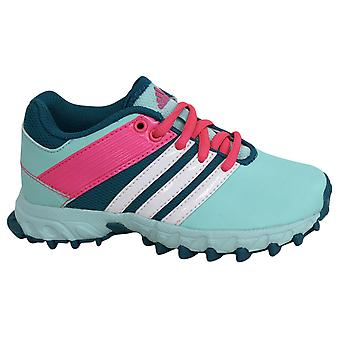Adidas adiPower Hockey II J Junior Aquamarine Hockey Trainers M29759 B36A