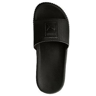Puma Платформа Слайд EP женщин скольжения на флип-флопе сандалии черный 366122 02
