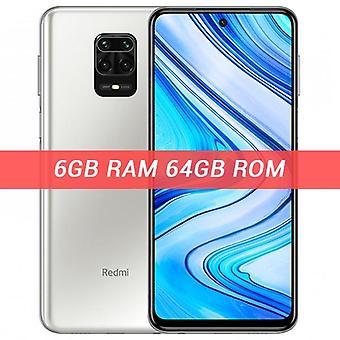 Global Versio Huomautus 9 Pro 6Gb Ram 64Gb / 128Gb Snapdragon