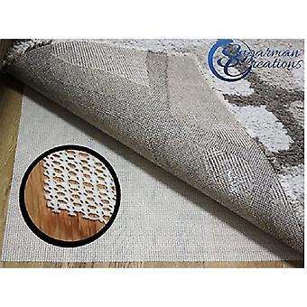 Spura Home Floor Cover Antypoślizgowa podkładka Biały Powierzchnia Dywanowa 5x8