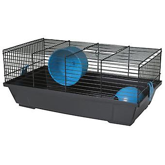Voltrega Hamster Cage Black 917 50.5 X 28 X 21 Cm (Small pets , Cages and Parks)