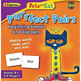 The Cat Purrfect combina el juego comenzando mezclas y digrafías