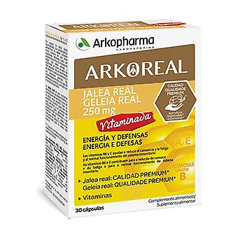 Arkoreal Vitamin Royal Jelly 30 kapselia