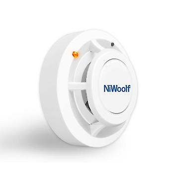 Independent Alarm And Wireless Smoke Detector