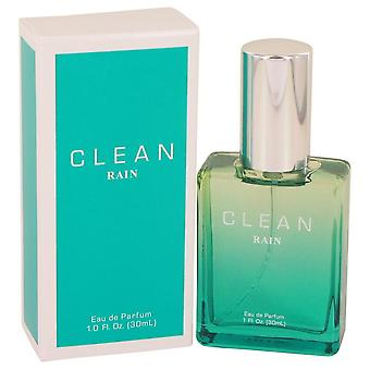 Clean Rain Eau De Parfum Spray Por Clean 1 oz Eau De Parfum Spray