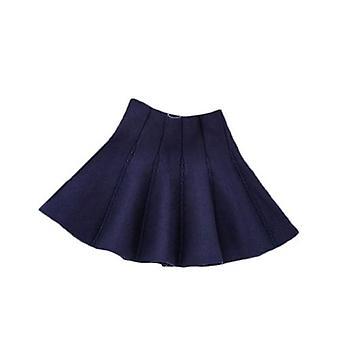 Knit Skirts For Little, Autumn Winter Short Tutu Skirt