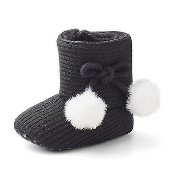 الشتاء سوبر الحارة أول مشوا أحذية الرضع طفل لينة Soled المضادة للانزلاق التمهيد