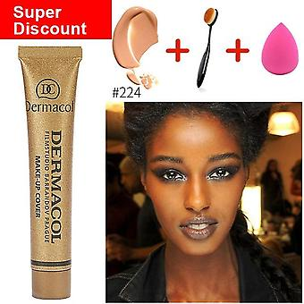 Makeup Cover Autentisk Primer Concealer Base
