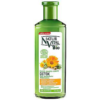 Naturaleza y Vida Shampooing Bio Detox Cheveux fragiles 300 ml