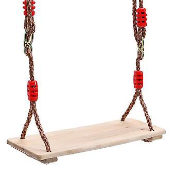 Outdoor Swing Wooden Indoor Educational Fitness Equipment For Kid Garden