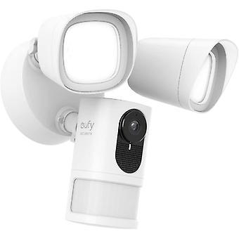 eufy Security Sicherheitskamera mit Scheinwerfer, 1080p 'berwachungskamera, ohne Gebhren, 2500