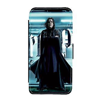 Harry Potter Severus Snape Samsung Galaxy A72 Wallet Case