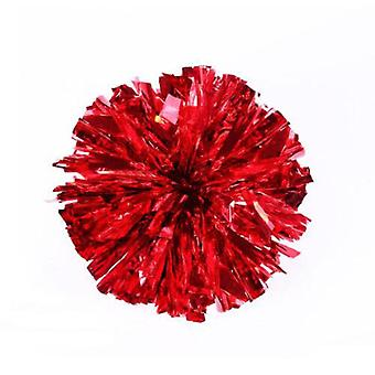 Game Pompoms Cheerleading Flower Ball, Cheerleaders Hand Flower