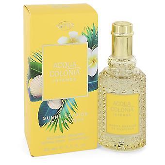 4711 Acqua Colonia Sunny Seaside of Zanzibar af 4711 Eau De Cologne Intense Spray (Unisex) 1,7 ounce