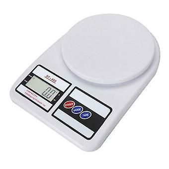 10kg x 1g Digital Kitchen Scale Weigh