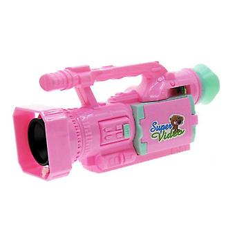 Børn Elektrisk Legetøj, Creative Music Video Projektion Simulation Kamera, Baby