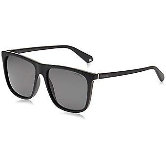 Polaroid PLD 6099/S Sunglasses, BLACK, 56 Unisex-Adult