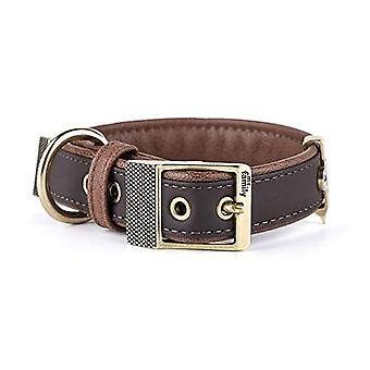 My Family Adjustable Collar in Leather-Like Made in Italy Bilbao Collection(4)