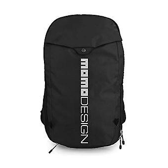 MOMO Design, Black MD-ONE Motorcycle Backpack