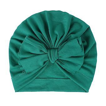 Vauvan lakit, turbaani taapero kevät rusetti hattu korkki