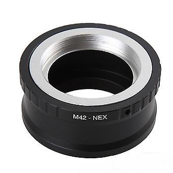 M42-nex adaptér prsten m42 šroub objektiv na sony nex bez zrcadlové kamery tělo nex6/nex5/nex7