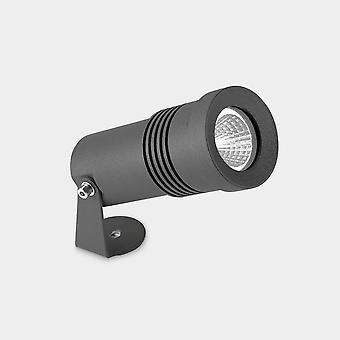 LEDS C4 Micro à ̧ 70mm Utomhus LED Display Ljus Urban Grå IP65 IK04 3000K