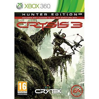 Crysis 3 Hunter Edition Game XBOX 360