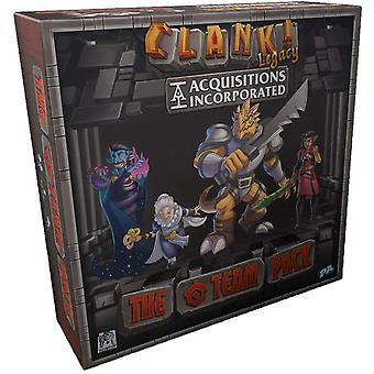 Clank!: Legacy. Acquisitions Incorporated C-Team Pack