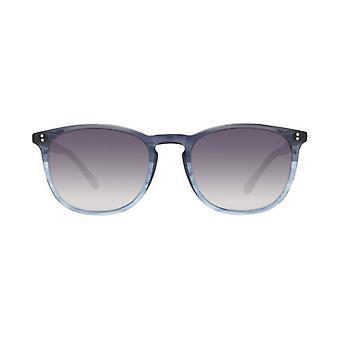 Men's Sunglasses Hackett London HSB83860452 Blue (ø 52 mm)