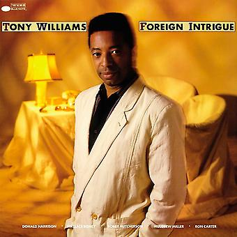 Tony Williams - Foreign Intrigue Vinyl