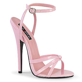 Devious Women's Shoes DOMINA-108 B. Pink Pat