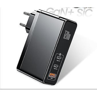 Carregador rápido USB C PD DE 120W QC4.0 QC3.0 Carregador de telefone portátil de carga rápida para carregadores de telefone