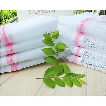 glidelås mesh vaskeposer for delikat undertøy sokker undertøy