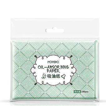 Ammatillinen meikki öljy absorboiva-blotting kasvopaperi