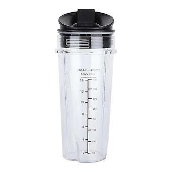 16 Oz Juice Extractor Cup Juice Machine Parts Replacement Blender Accessories Blender Cup