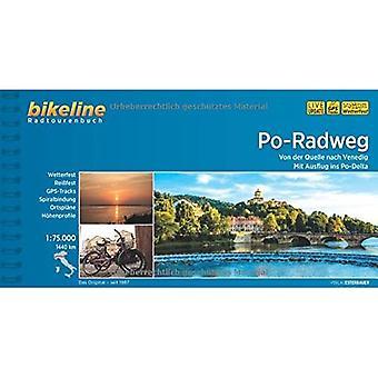 PO-Radweg Pavia, Piacenza, Cremona, Mantua, Ferrera, Podelta: BIKE. IT.15
