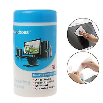 Lcd Tv Mobile Phone Screen Camera Lens  Cleaning Wipes
